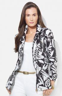 Lauren Ralph Lauren Drawcord Waist Jacket