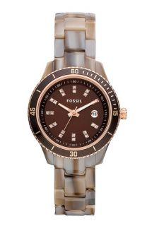 Fossil Mini Stella Round Dial Bracelet Watch