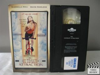 Ultimate Attraction The UR VHS Gabriella Hall David Chielens Rafael