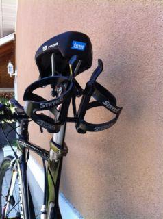 Cannondale Slice 56cm TT Triathlon Aero Ultegra Dura Ace Bike Very