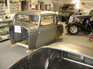 1932 Ford Complete Chassis Deuce Frame Hot Street Rat Rod Coupe