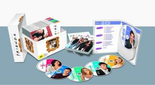 Friends Complete Series Seasons 1 10 DVD Box Set R4 15th Anniversary