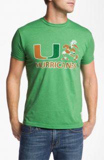 The Original Retro Brand Miami Hurricanes T Shirt