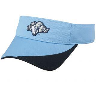 Carolina Tar Heels Visor NCAA Licensed Adjustable College Velcro Cap