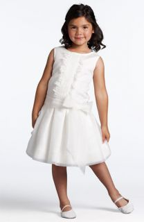 Us Angels Drop Waist Dress (Little Girls & Big Girls)