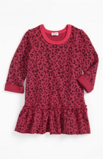 Splendid Leopard Print Dress (Infant)
