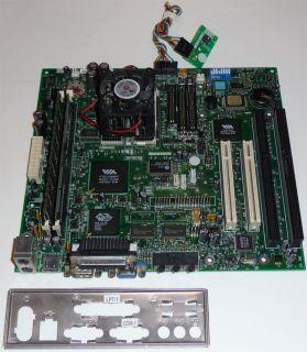 eMachines Trigem Delhi III Socket 7 Motherboard w Pentium 233MHz 64MB