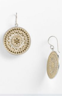 Anna Beck Gili Divided Wire Disc Earrings ( Exclusive)