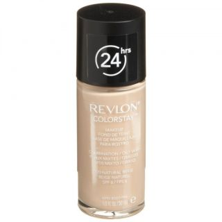 Revlon ColorStay 24hrs Foundation Care NATURAL BEIGE COMB OILY SKIN