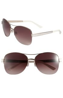 kate spade new york metal aviator sunglasses