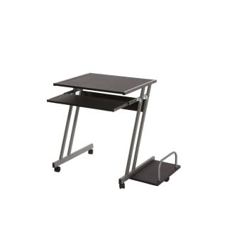 Rolling Office Home Computer Furniture Desk Table Stand Work
