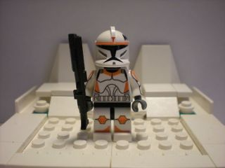 Lego Star Wars Custom Clone Trooper Boil 212th
