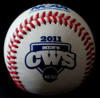 2011 NCAA College World Series Game Baseball