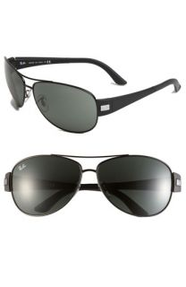 Ray Ban Metal Aviator Sunglasses