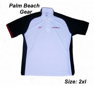 Columbus Blue Jackets NHL Reebok Polo Shirt 2XL Hot List Intro Pricing