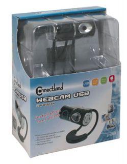 Webcam w Mic Easy Setup Laptop Desktop PC Web Camera