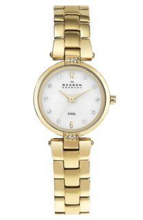 Skagen Round Dial Bracelet Watch