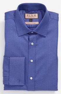 Thomas Pink Slim Fit Prestige Dress Shirt