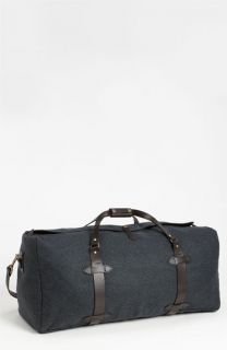 Filson Large Wool Duffel Bag