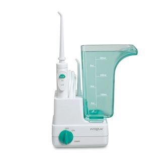 Interplak by Conair Cordless Dental Water Jet 2 Tips Great for Travel