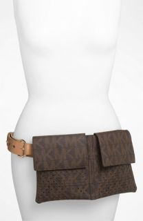 MICHAEL Michael Kors Perforated Belt Bag