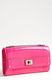 Milly Colette Patent Leather Wallet