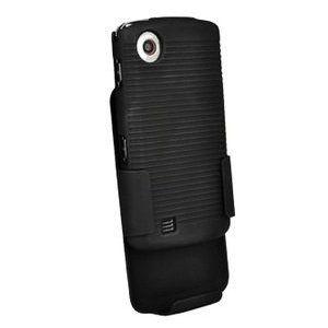Verizon Holster LG Chocolate Touch VX8575 Swivel Belt Clip Case Black
