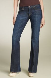 Citizens of Humanity Dita Bootcut Stretch Jeans (New Pacific) (Petite)