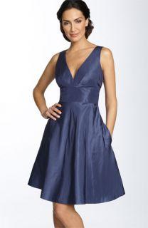Donna Ricco Taffeta Party Dress