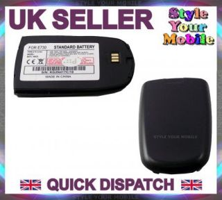New in Packaging High Capacity Battery for Samsung SGH E730 E 730