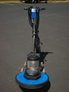 BLUE STAR FLOOR BUFFER POLISHER 19 2000 RPM NEW GREAT PRICE