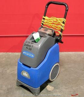 Tmi Blitz B 107 Commercial Carpet Extractor Cleaner In