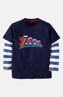 Mini Boden Pop T Shirt (Toddler)