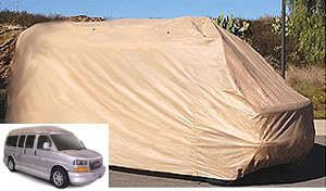 Conversion Van Class B RV Storage Cover Fit Standard Wheel Base 86 H