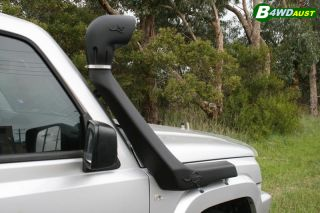 Airflow Snorkel Kit Jeep Commander Diesel Engine S003D