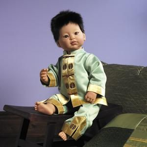 New 2008 Lee Middleton Doll Sheng Li