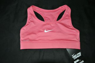 Nike Pro Combat Womens Pink Sports Bra 375833 603 All Sizes Sale