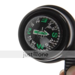 Metal Bell Compass 2in1 Outdoor Sport Bike Bicycle Ring
