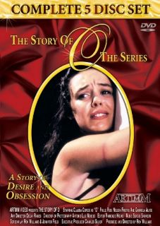 Story of O The Series Complete Series DVD Boxed Set