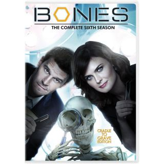 Bones The Complete Sixth Season DVD 6 Disc Set