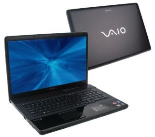 Sony VAIO 17.3 Notebook PC Dual Core 4GB RAM,640GBHD and Software