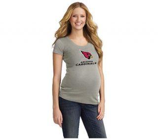 NFL Arizona Cardinals Womens Maternity T Shirt —