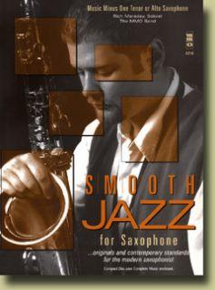 Cool Jazz Tenor Sax Rich Maraday Music Minus One
