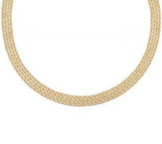 20 inch Mona Lisa 4 Row Sparkle Necklace 14K Gold, 16.0g —