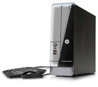 HP Pavilion Slimline Desktop w/ 3GB RAM, 750GBHD, 3.20 GHz —