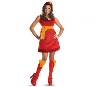 Sesame Street   Elmo Female Adult Costume —