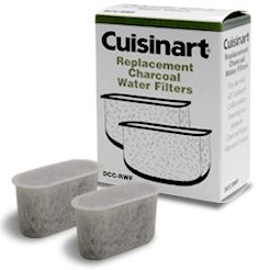 GE Charcoal Water Filter for GE 5 12 Cup Coffee Makers 2 Pack 169218