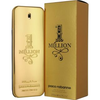 Buy New 1 One Million Paco Rabanne Men 200ml 6 7oz Perfume Spray