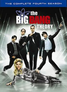 The Big Bang Theory Complete Season 4 s Four