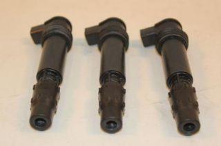 Triumph Daytona 675R 675 R 2011 Ignition Coils Spark Plug Boots
